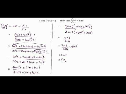 Trigonometry Part 47 Solutions for Class 10 CBSE