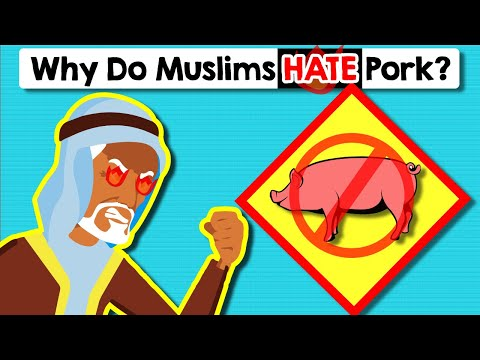 , title : 'THIS IS WHY MUSLIMS HATE PORK   Is Pig Meat Unhealthy ?