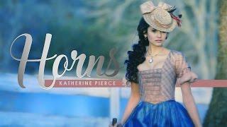 Katherine Pierce | Horns Like The Devil