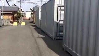 松山市余戸南レンタルボックス敷地内広々家具家電引越建替え大きなトラックでも止めることが出来ます