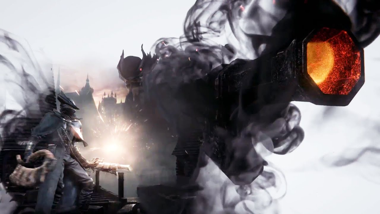 BLOODBORNE Official TV Commercial (PS4) #VideoJuegos #Consolas