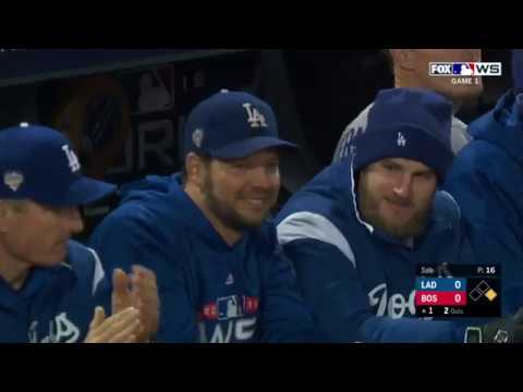 2018 World Series Game 1 - Los Angeles Dodgers @ Boston Red Sox - October 23 2018 - FULL GAME