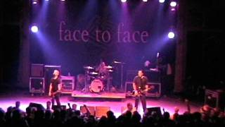 Face to Face Live in Denver, CO 2-23-01
