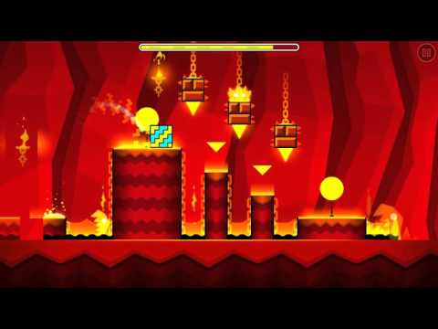 Geometry Dash MeltDown-Mini Rapl