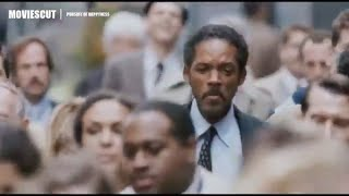 The Pursuit of Happyness [MOVIESCUT] - Final Scene: Chris is Hired (2006) HD