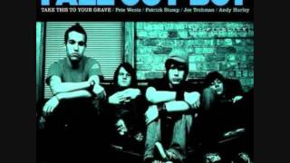 Grand Theft Autumn/Where Is Your Boy - Fall Out Boy (Remix SFTS)