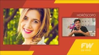 Диего Домингес, Новое видео с программы FWEnVivo, астролог рассказывает о паре Диелари.