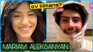 Grig Gevorgyan - Ov kimana Live #10 - Mariam Aleksanyan