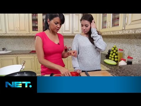 Video Tya Ariestya - Sate Daging Kelapa Muda | Queen At Home | Farah Quinn | NetMediatama