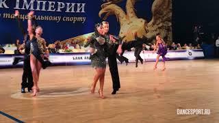 Курчиненко Николай - Блинова Елизавета, Final Jive