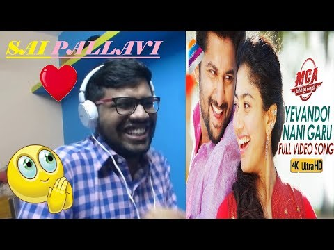 Download Yevandoi Nani Garu Full Video Song Reaction | MCA | Nani, Sai Pallavi | DSP HD Mp4 3GP Video and MP3
