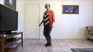 Baby I'm Right Ez- Line Dance( Dance & Teach)choreo  Annemaree Sleeth