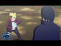 BORUTO vs SASUKE! English Dub Boruto Learns Rasengan Training - NARUTO Storm 4 Road to Boruto