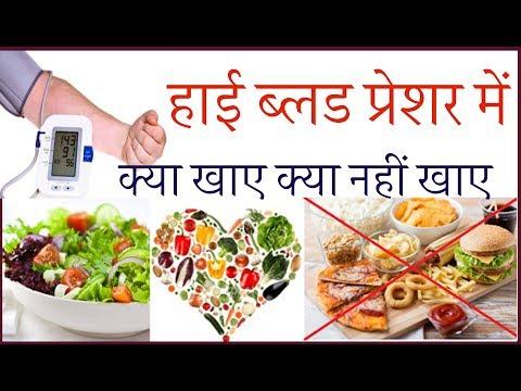 Vitamins for high blood pressure | हाई ब्लड प्रेशर में क्या खाना चाहिए और क्या नहीं खाना चाहिए