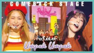 [Comeback Stage] Red Velvet   Umpah Umpah, 레드벨벳   음파음파 Show Music Core 20190824
