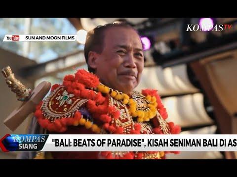 Bali: Beats of Paradise, Kisah Seniman Bali di AS Difilmkan