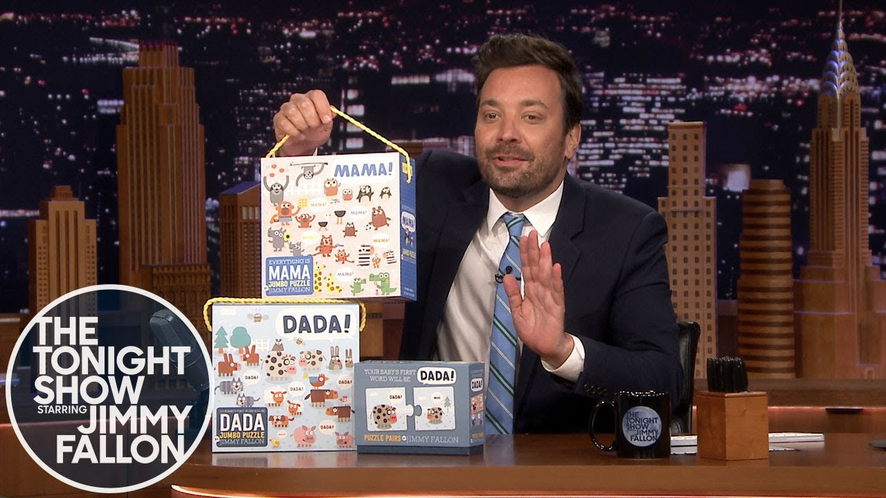 Jimmy Showcases His Mudpuppy DADA and MAMA Puzzles and Flashcards thumbnail