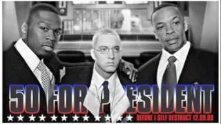 50 For President - 50 Cent