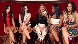 Fifth Harmony Interview Miami