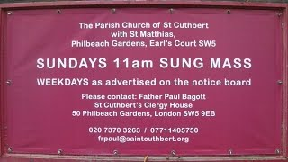 preview picture of video 'ST CUTHBERT'S CHURCH. EARL'S COURT, LONDON'