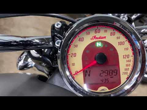 2017 Indian Scout® in Muskego, Wisconsin - Video 1
