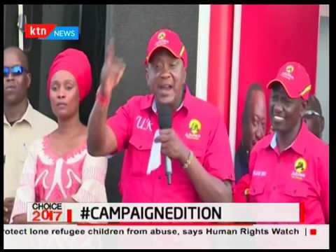 Choice 2017: On the campaign trail; Polls debate Pt 3