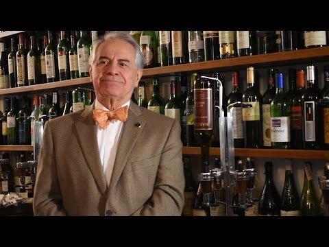 El escenario del vino - ¿Por qué tomar vino?