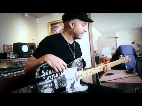 Tom Morello Guitars Amp Home Studio