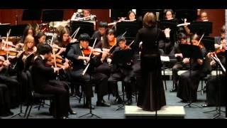 Franz Schubert's Symphony no  8 (Unfinished) in B Minor, Mvt I & II, by the Youth Symphony Orchestra