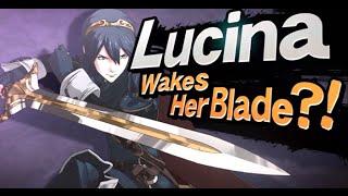 """Days of Future Past"" - Lucina Montage - Super Smash Bros. Wii U (60fps)"