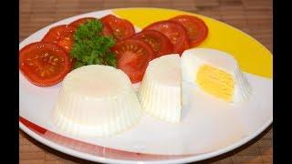 Яичные Кексы на Пару в Мультиварке Скороварке Redmond RMC P350 Рецепты для мультиварки