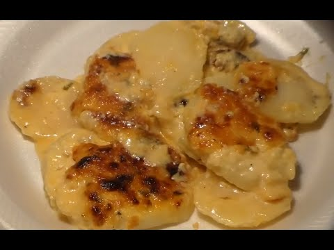 Easy Cheesy Scalloped Potatoes Recipe: The Best Cheese Scalloped Potatoes