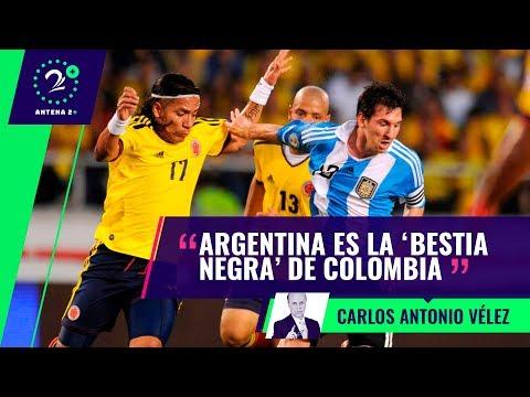 Hoy es el dia ideal para marcarle un gol a Argentina... ¡Desde el 2011 no le anotamos!