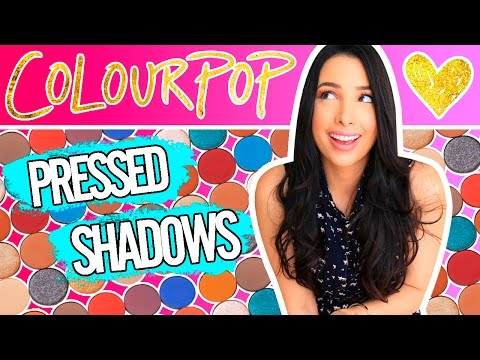 Yes, Please! Shadow Palette by Colourpop #8