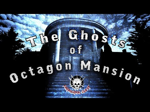 The Ghosts Of Octagon Mansion, Wytheville, VA