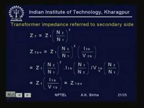 Lecture 31 bus impedance matrix classroomtv login ccuart Choice Image