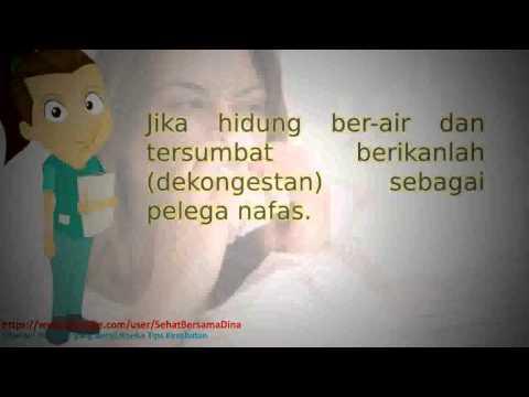 Video Cara Menyembuhkan Influenza Dengan Cepat