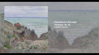 Polonaise in A-flat major 'Heroique', Op. 53