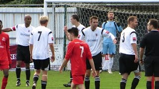 preview picture of video 'Carshalton Athletic v Faversham Town - Oct 2014'