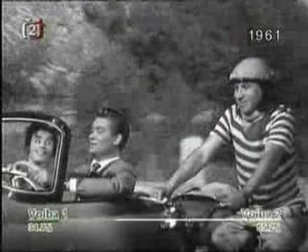 Milan Chladil - Jezdim bez nehod 1961