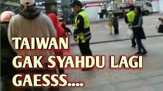2 TKW TAIWAN DI TANGKAP POLISI SAAT BERADA DI....
