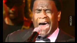 Al Green - Here I am (Come and take me) Live.