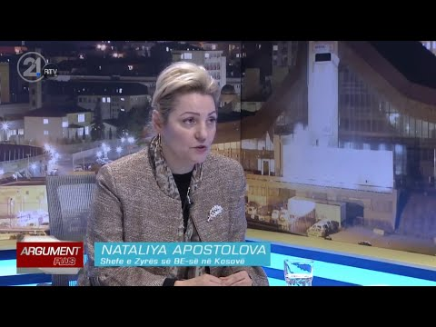 Argument Plus - Nataliya Apostolova (Intervista e plote) 14.02.2020