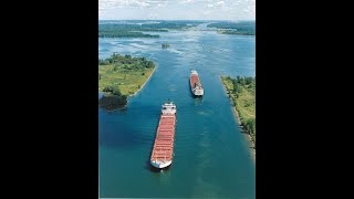 St Lawrence Seaway and River