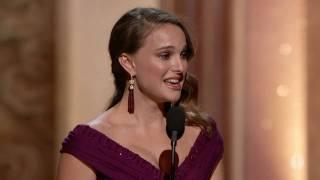 Natalie Portman winning Best Actress | 83rd Oscars (2011)