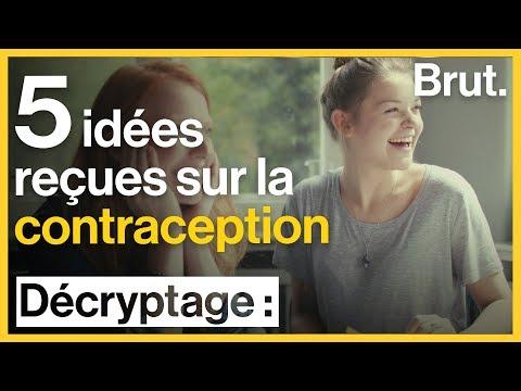 5 idées reçues sur la contraception