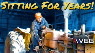 Old Moline Tractor First Start In Many Years - Vice Grip Garage EP43