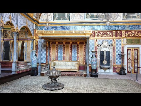 Inside the Topkapı Palace (MAGNIFICENT CENTURY) | ISLAMIC SACRED RELICS