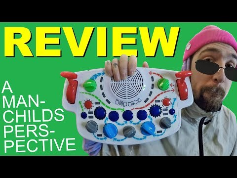 A REAL SYNTHESIZER For Kids | Blipblox Review