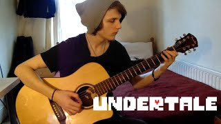 Undertale - Megalovania Acoustic Cover